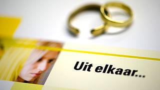 Wat moet je regelen als je gaat scheiden? Gebruik checklist van Belastingdienst