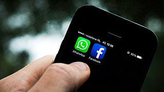 Rechter verbiedt Facebook gebruik van WhatsApp-data