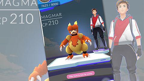 Wat is Pokémon GO?}