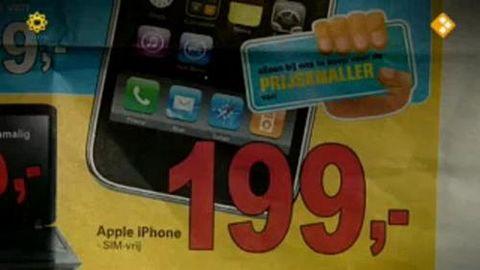 Goedkope iPhones?}