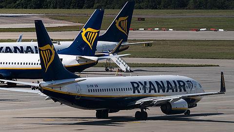 Nog geen uitval van vluchten door staking Ryanair