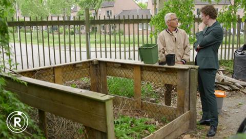 Zelf een composthoop maken? | Fons checkt duurzame tips