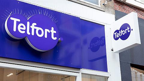 KPN sluit alle Telfortwinkels
