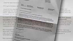 Opgelet voor valse brief Dutch Filmworks