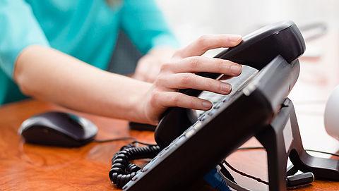BelastingTelefoon scoort ook dit jaar een dikke onvoldoende