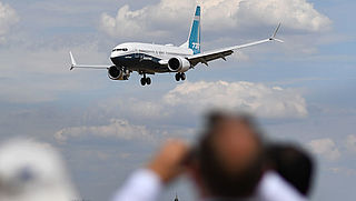 Software-update voor Boeingvliegtuigen