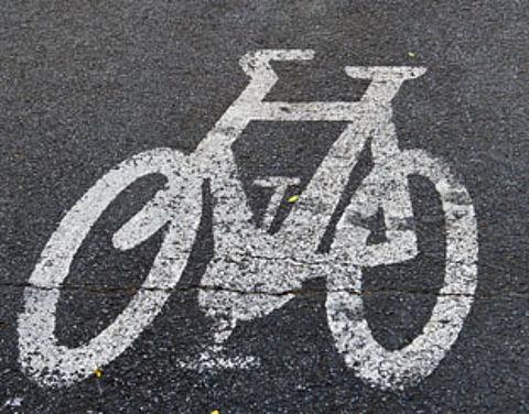 'Maximumsnelheid van 25 km/u op fietspad'}