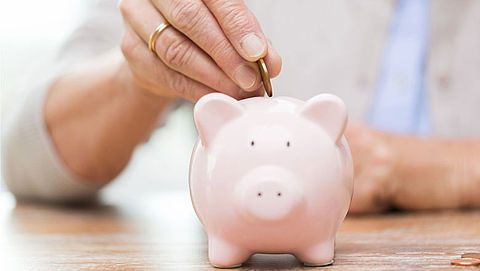Pensioenfondsen boeken kleine vooruitgang}