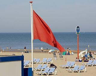 'Enkele rode vlag niet genoeg voor badgast'