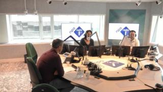 Radio-uitzending 10-03-2018