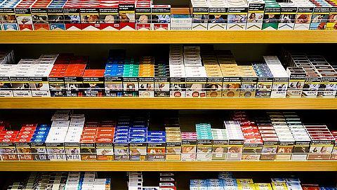 Supermarkten mogen vanaf 2024 geen sigaretten meer verkopen