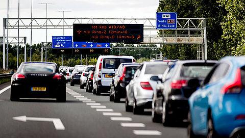 Wegverkeer verantwoordelijk voor 17 procent CO2-uitstoot
