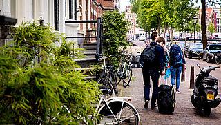 Airbnb: kwart van Amsterdammers ontwijkt meldplicht