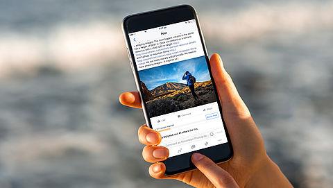 Facebook wil 'sensatiezucht' en 'desinformatie' bestrijden}