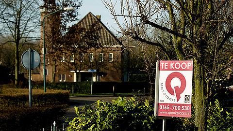 Gemiddelde woningprijs voor het eerst boven 3 ton
