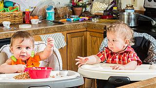 Kwart kinderstoeltjes onveilig
