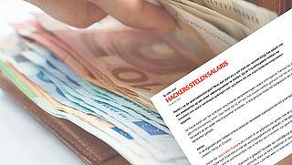 'Kijk uit voor oplichters die salaris onderscheppen na e-mailhack'