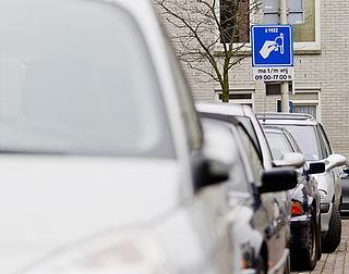 Kenteken bij parkeren niet meer nodig