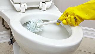 Meer kans op schoon toilet