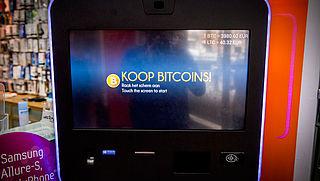 'Bitcoinpinautomaten kunnen zwart geld witwassen'