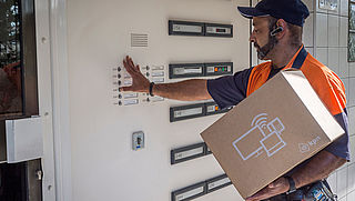 Post en pakketbezorging