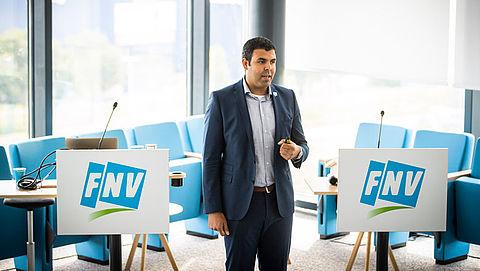 FNV: strijd om loongroei en vaste banen gaat langzaam