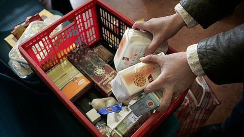Meer mensen maken gebruik van de Voedselbank