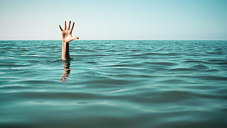'Nog altijd oppassen in zee'