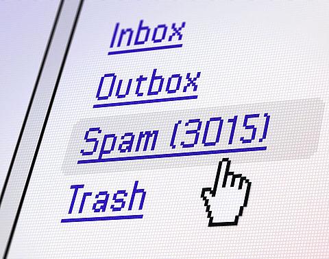 Hoe voorkom je dat je spam krijgt?}