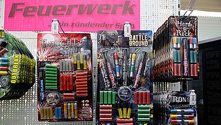 'Hogere boetes voor illegaal vuurwerk'