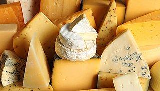 Een overzicht: in welke kaas zit het minste vet?