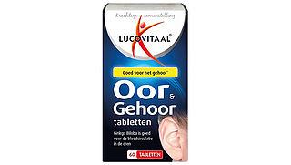 Lucovitaal Oor & Gehoortabletten: wondermiddel voor het gehoor?