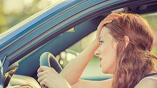 Slaperigheid en andere weggebruikers grootste 'afleiders' in verkeer