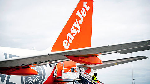 EasyJet bezorgd om positie overstappers in nieuw luchtvaartbeleid}