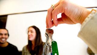 Huiseigenaren hebben minder moeite met het betalen van hypotheeklast