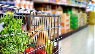 Hamsteren in supermarkten neemt af