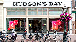 Hudson's Bay heeft nog geen besluit genomen over toekomst Nederlandse winkels