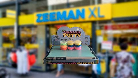 Slijm van Zeeman bevat te veel chemicaliën