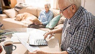 Pensioenfondsen doen het goed