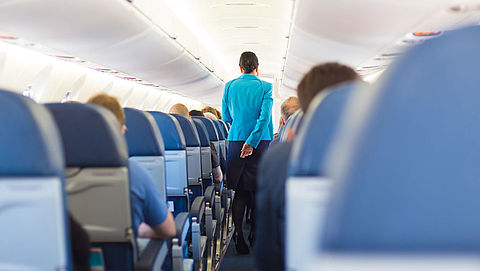 'Voer zwarte lijst misdragende vliegtuigpassagiers in'