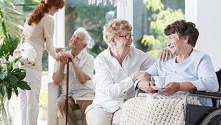 CPB: Neem overwaarde huis mee voor eigen bijdrage verpleeghuiszorg