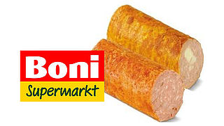 Ander product in verpakking Boni grillworst