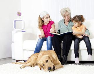 CDA: omgangsrecht met kleinkind voor opa en oma