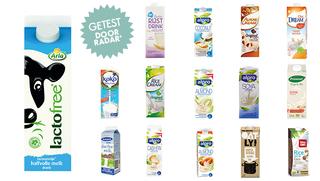 RADAR+ test: Alternatieve melk