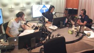 Radio-uitzending 28-10-2017