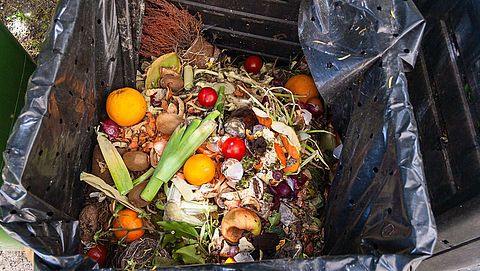 Minister wil helft minder voedselverspilling in 2030