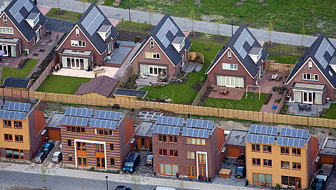 'Nederlandse woningvoorraad tegen 2050 energieneutraal'