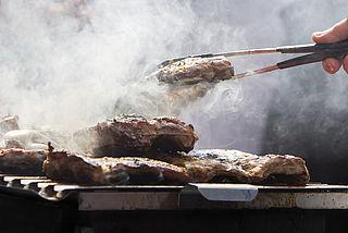 Barbecue aan? Blijf uit de rook