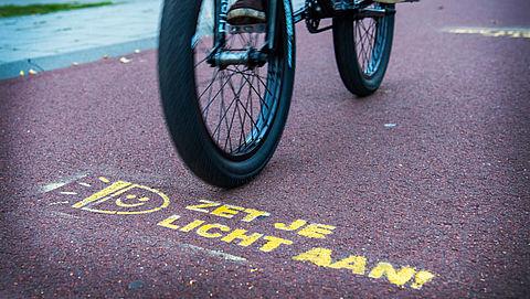 ANWB en politie starten campagne voor fietsverlichting