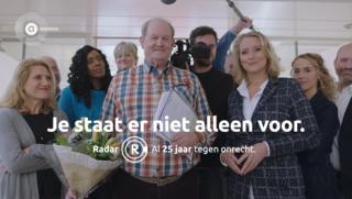 Maandag in Radar: Jubileumuitzending, al 25 jaar tegen onrecht